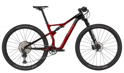Rower CANNONDALE SCALPEL CARBON 3 2021 red