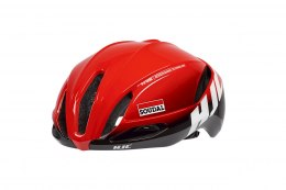 Kask Rowerowy HJC FURION 2.0 LOTTO SOUDAL FADE RED r. L