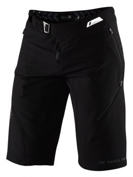 Szorty męskie 100% AIRMATIC Shorts black roz.30 (44 EUR) (NEW 2021)