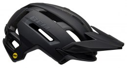 Kask mtb BELL SUPER AIR MIPS SPHERICAL matte gloss black roz. M (55-59 cm) (NEW)