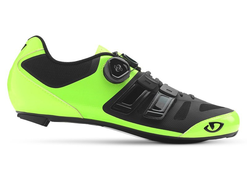 Buty męskie GIRO SENTRIE TECHLACE highlight yellow black roz.45,5 (DWZ)