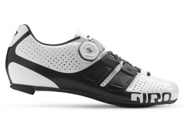 Buty damskie GIRO FACTRESS TECHLACE white black roz.38 (DWZ)
