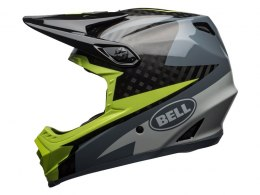 Kask full face BELL FULL-9 CARBON gloss smoke shadow pear rio roz. L (57-59 cm) (DWZ)
