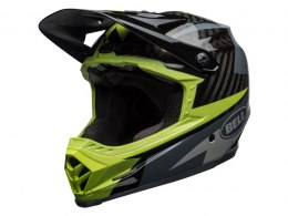 Kask full face BELL FULL-9 CARBON gloss smoke shadow pear rio roz. M (55-57 cm) (DWZ)