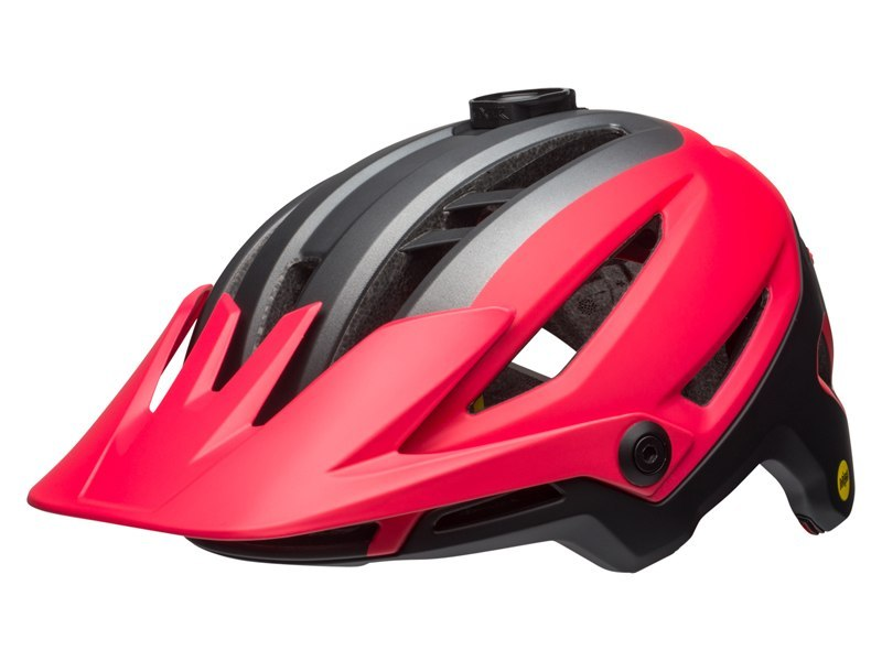Kask mtb BELL SIXER INTEGRATED MIPS matte hibiscus black roz. M (55-59 cm) (DWZ)