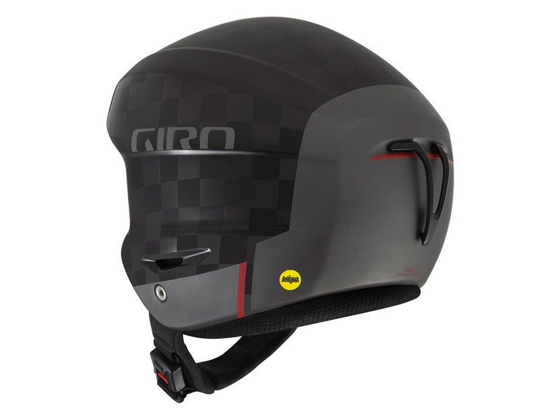 Kask zimowy GIRO AVANCE SPHERICAL MIPS matte black carbon roz. XL (59-60.5 cm) (NEW)