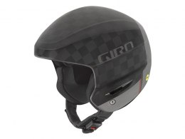 Kask zimowy GIRO AVANCE SPHERICAL MIPS matte black carbon roz. M (55.5-57 cm) (NEW)