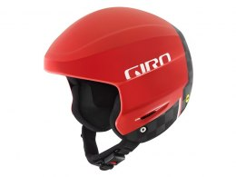 Kask zimowy GIRO AVANCE SPHERICAL MIPS matte red carbon roz. M (55.5-57 cm) (NEW)