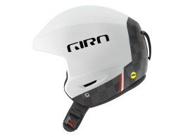 Kask zimowy GIRO AVANCE SPHERICAL MIPS matte white carbon roz. M (55.5-57 cm) (NEW)