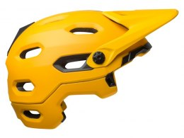 Kask full face BELL SUPER DH MIPS SPHERICAL matte gloss yellow black roz. M (55-59 cm) (DWZ)