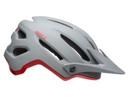 Kask mtb BELL 4FORTY INTEGRATED MIPS cliffhanger matte gloss gray crimson roz. XL (61-65 cm) (NEW)