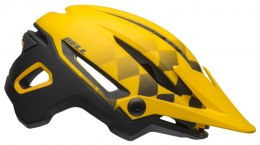 Kask mtb BELL SIXER INTEGRATED MIPS finishline matte yellow black roz. L (58-62 cm) (DWZ)