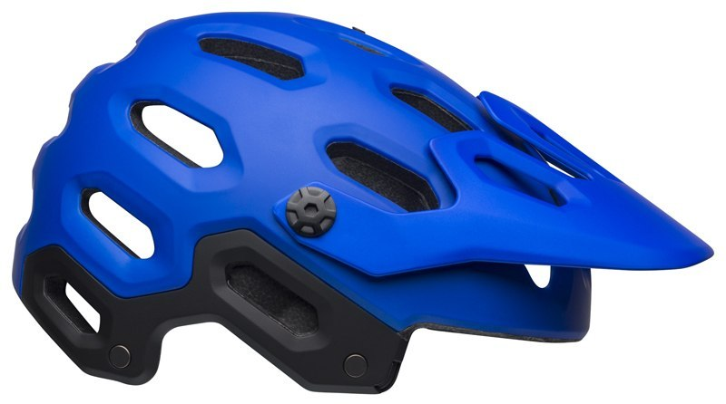Kask mtb BELL SUPER 3 matte blues roz. M (55-59 cm) (NEW)